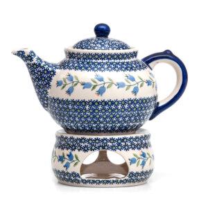 Bunzlauer Keramik Dekor ASD Handarbeit