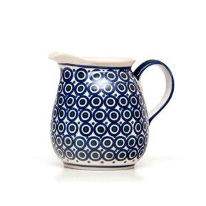 Bunzlauer Keramik Krug 1,5 Liter Dekor 58