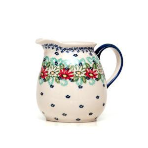 Bunzlauer Keramik Krug 1,5 Liter Dekor MC20