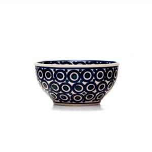 Bunzlauer Keramik Schale 13 cm Dekor 58