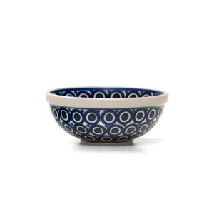 Bunzlauer Keramik Schüssel 15 cm Dekor 58 Handarbeit Neu