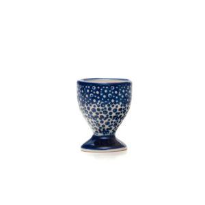Bunzlauer Keramik Eierbecher mit Fuß Dekor MAGM