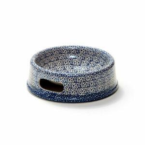 Bunzlauer Keramik Futternapf 21cm Dekor MAGD Handarbeit