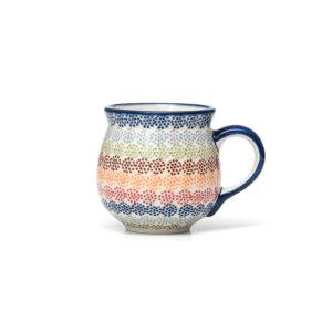 Bunzlauer Keramik Kugelbecher 200 ml AS37 Unikat Modern
