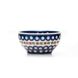 Bunzlauer Keramik Schale 13 cm Dekor 70 Handarbeit