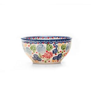 Bunzlauer Keramik Schale 13 cm Dekor KOKU Unikat Modern signiert Handarbeit