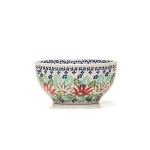 Bunzlauer Keramik Schale 13 cm Dekor MC20