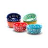 Bunzlauer Keramik Dip-Schälchen 9cm 6er Set Kolor Love Kollektion Handarbeit