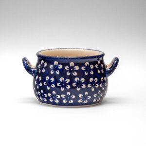 Bunzlauer Keramik Suppentasse 11 cm Kolor Love Kobalt